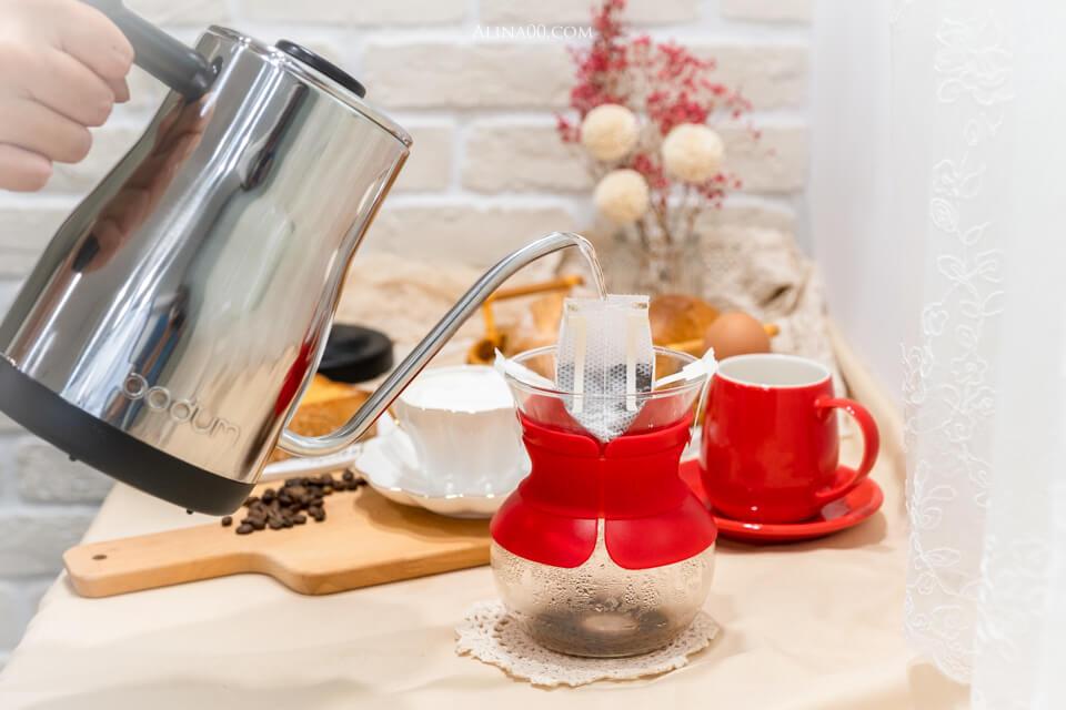 bodum 咖啡壺