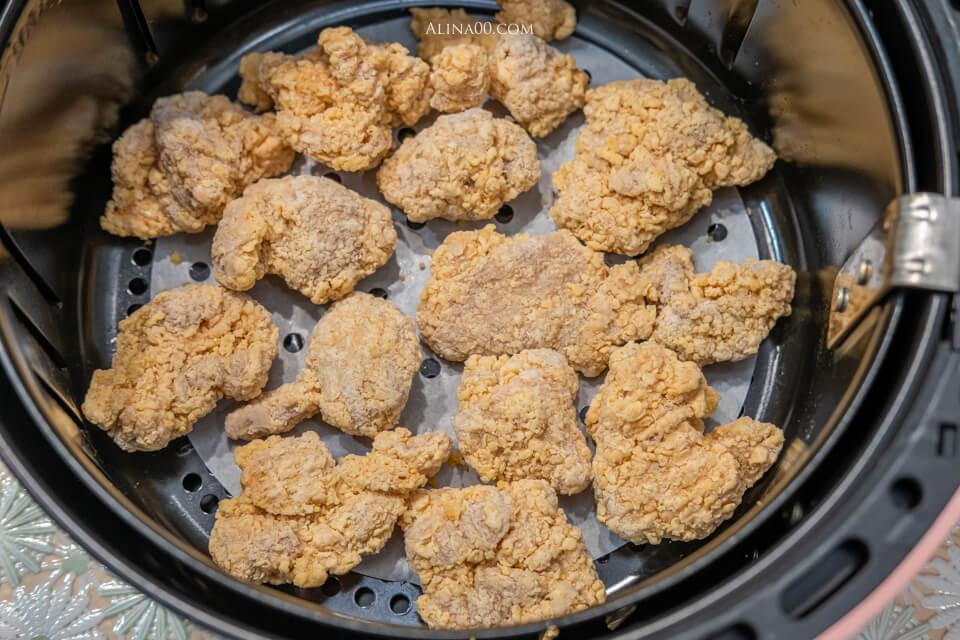 桃城雞排氣炸鍋鹽酥雞
