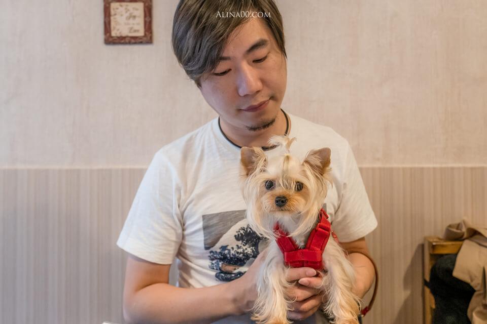台北寵物友善咖啡廳