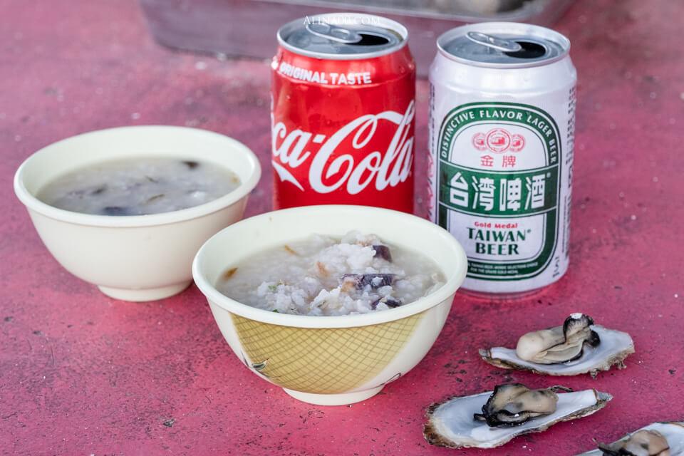 澎湖海鮮粥吃到飽