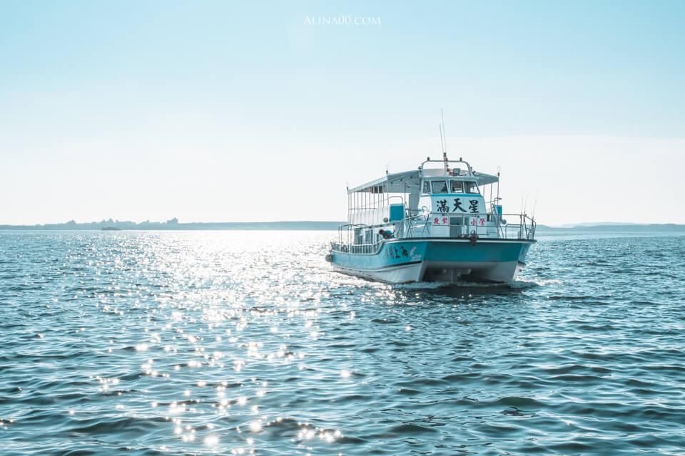 海上皇宮澎湖海洋牧場