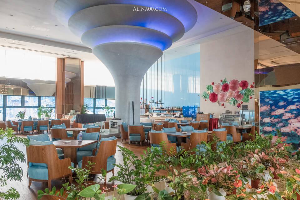 澎湖福朋喜來登酒店 藍洞餐廳