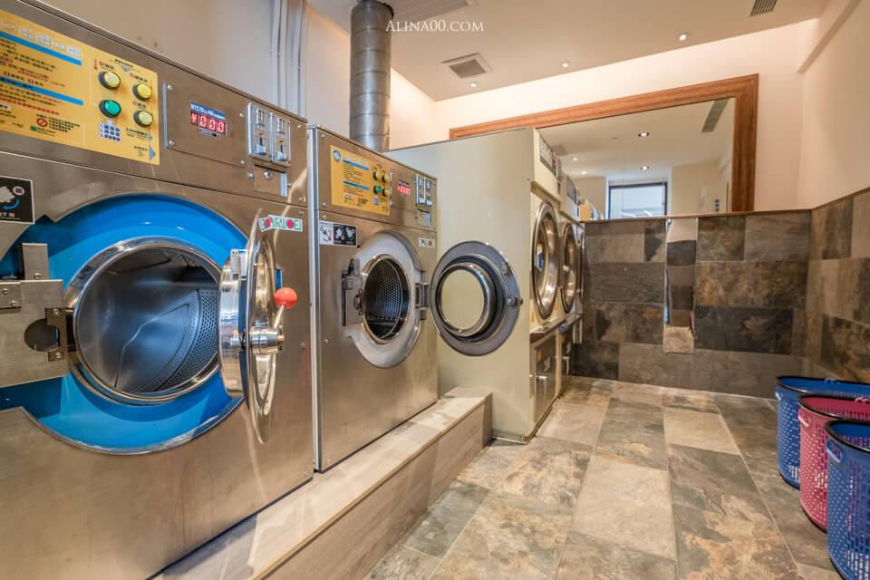 自助洗衣間