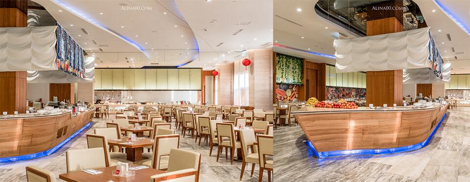 澎湖福朋喜來登酒店 自助餐廳