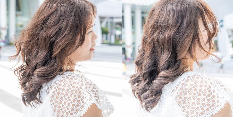PLUUS 中山髮廊燙髮