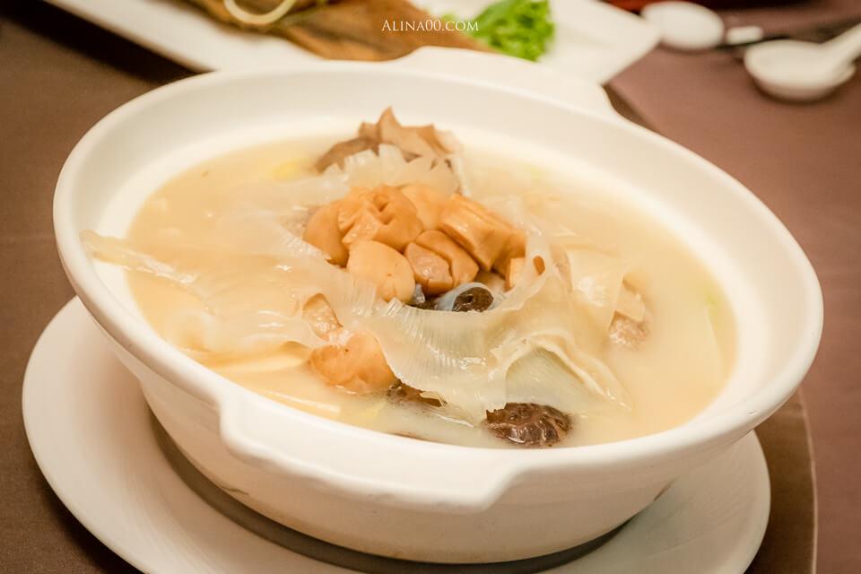 彭園雞湯年菜