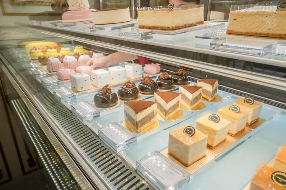 台北法式甜點店