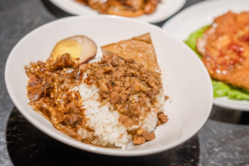 七里坡 紅藜肉燥飯