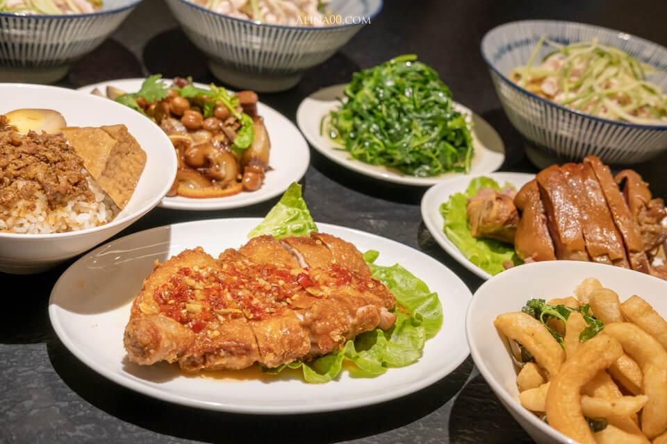 七里坡 紅藜養生料理