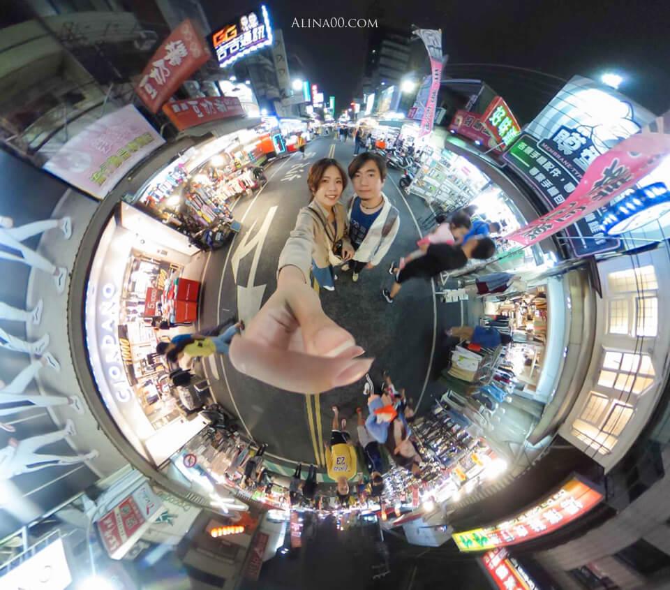 RICOH360 THETA SC2 炫彩夜拍相機