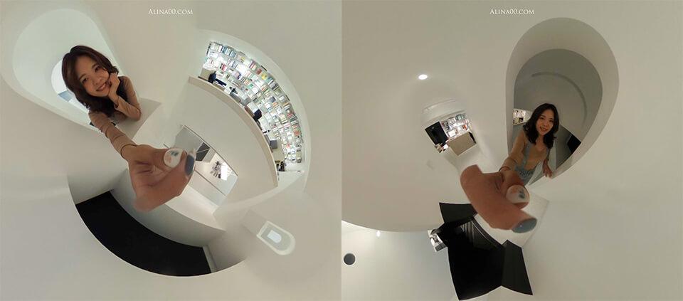 360相機自拍