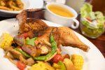 網站近期文章:【嘉義美食】 小洋蔥手作料理  |義式烤半雞、麻花捲麵太好吃