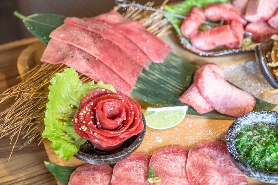 和東燒肉屋 玫瑰牛舌