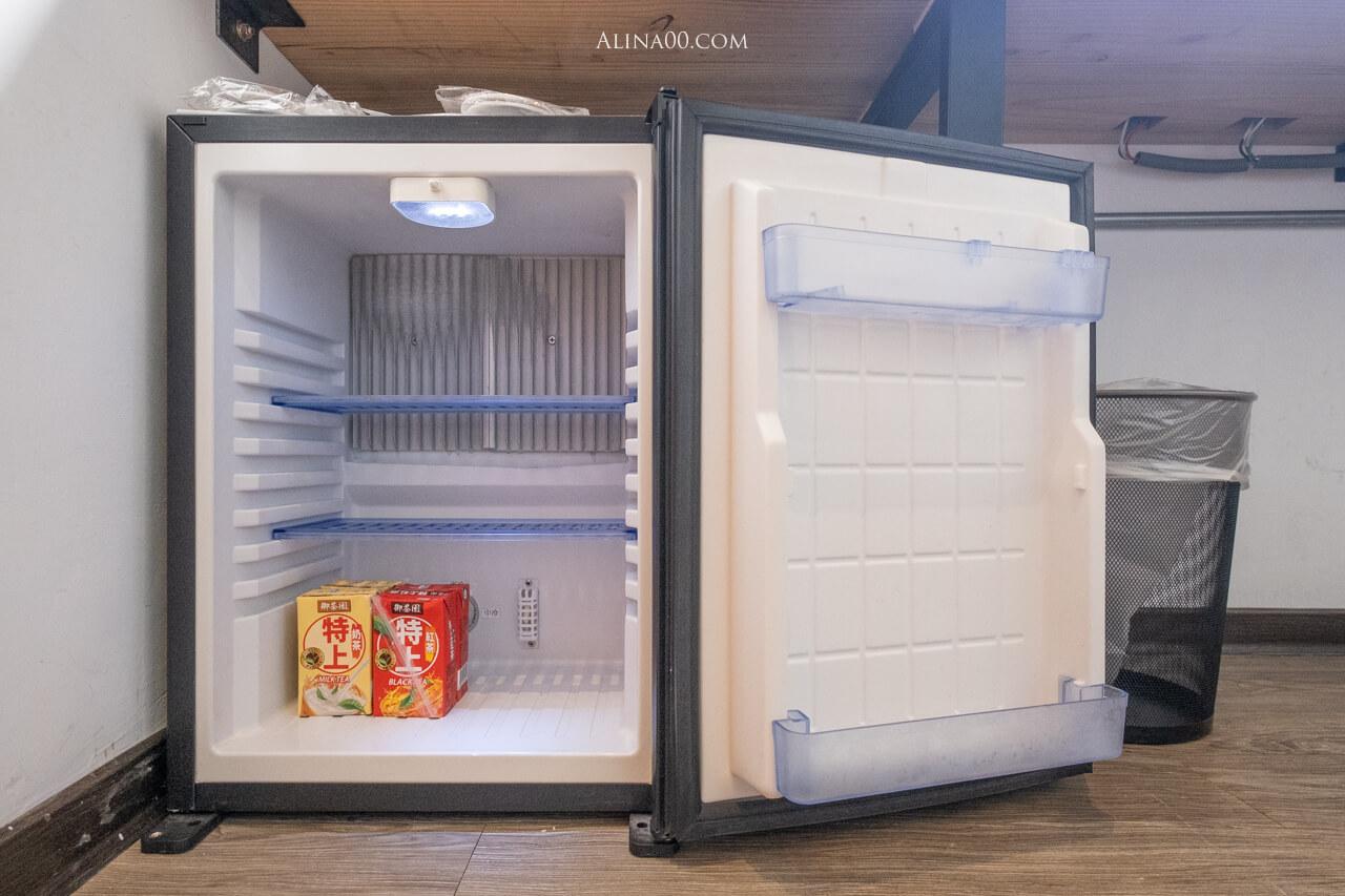 冰箱免費飲料
