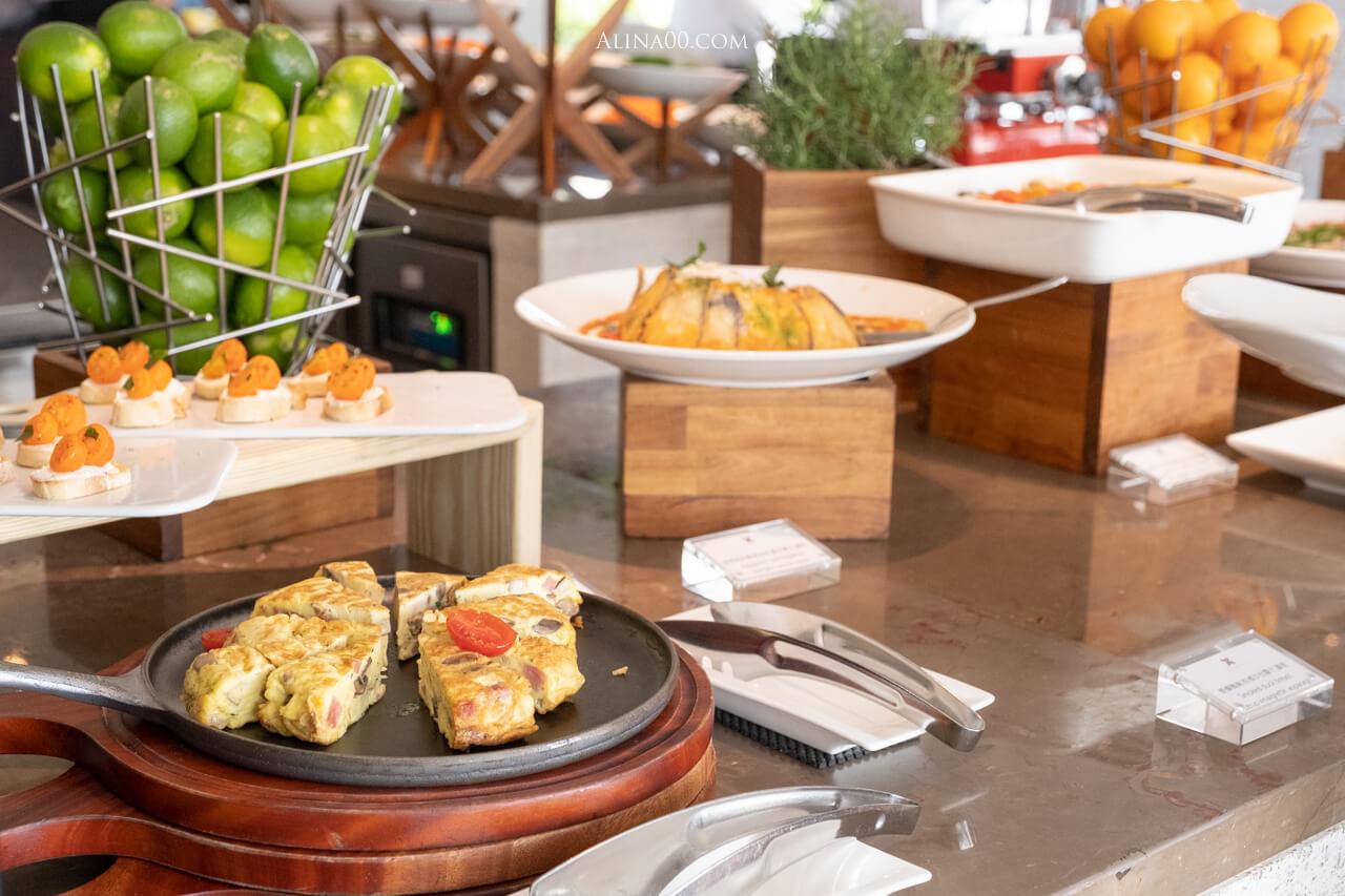 寒舍艾麗 LA FARFALLA 義式餐廳自助吧