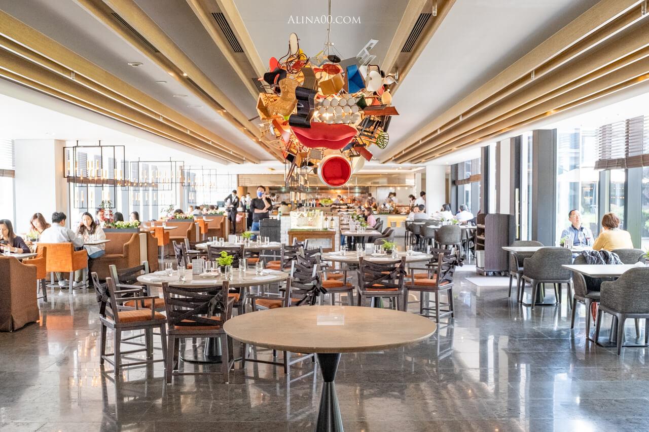 寒舍艾麗 LA FARFALLA 義式餐廳