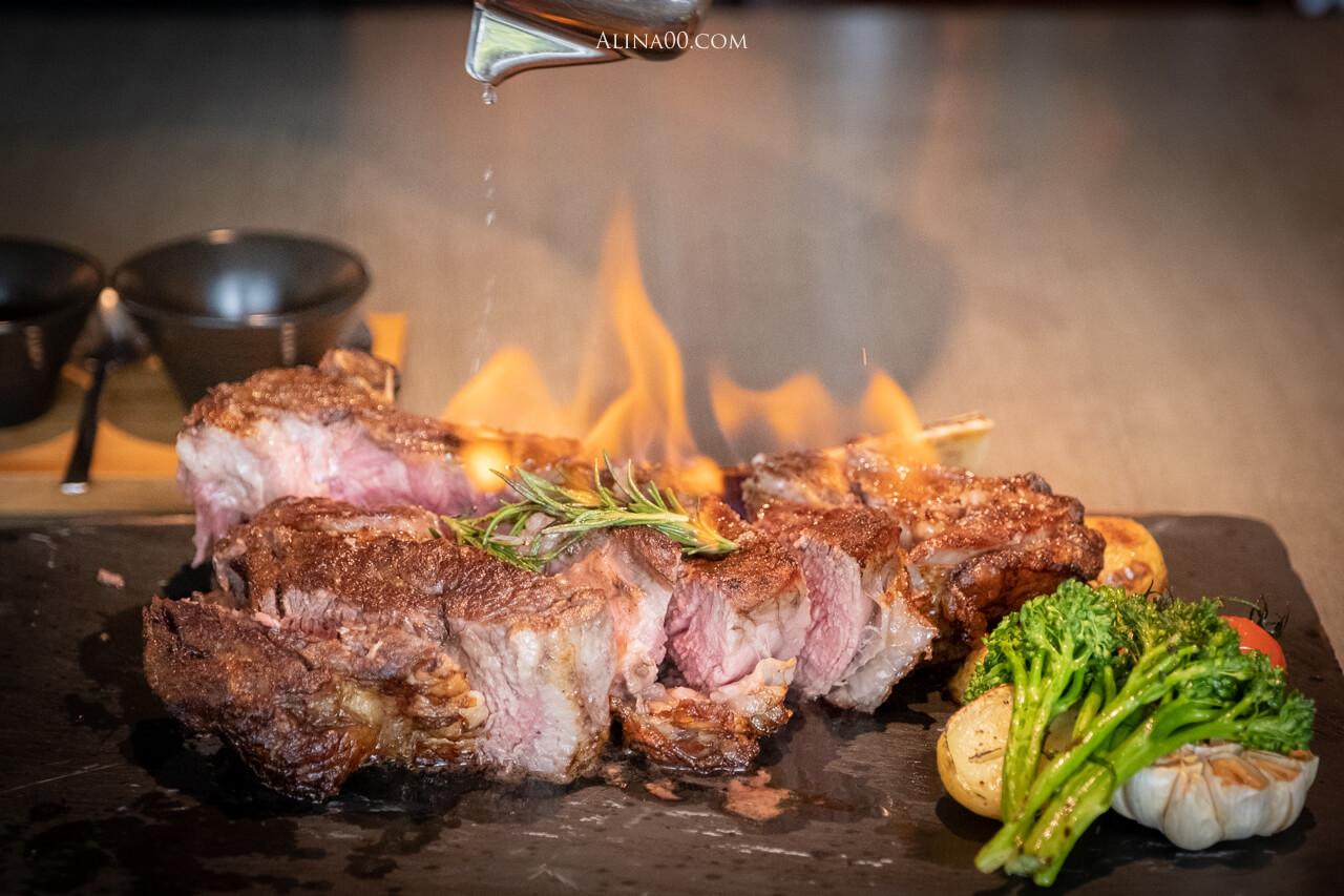 LA FARFALLA 義式餐廳 戰斧牛排