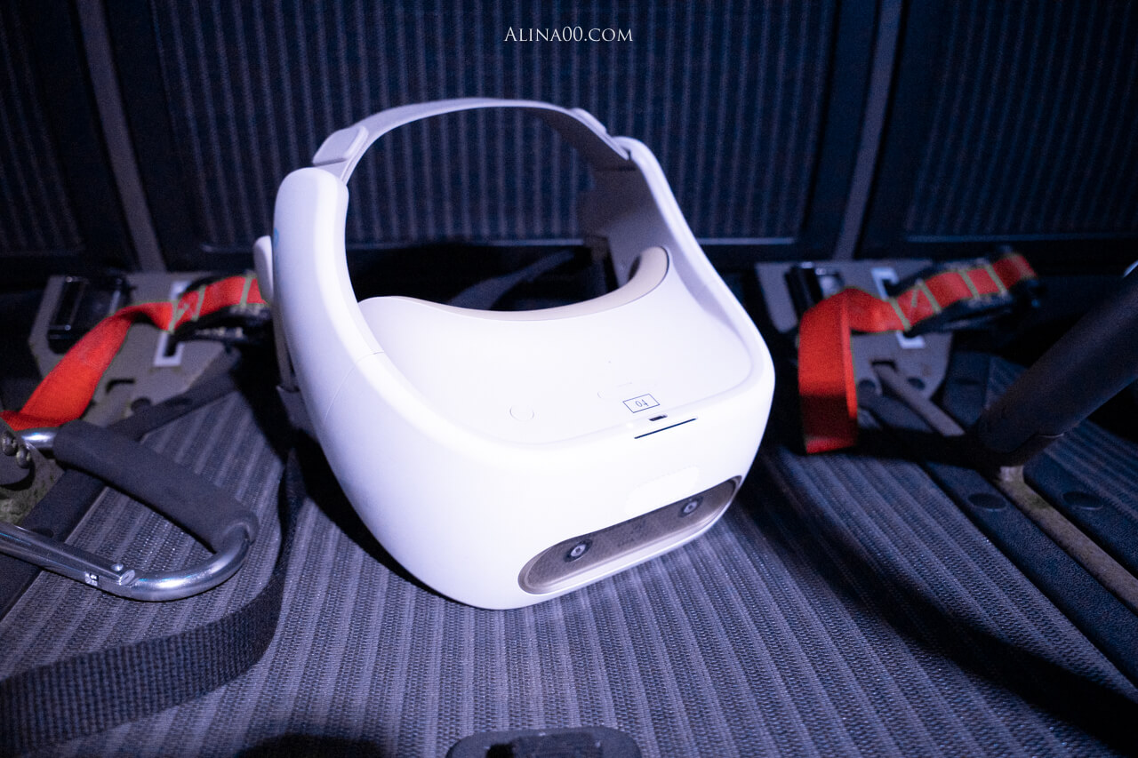 i-Ride 飛行劇院 VR頭盔