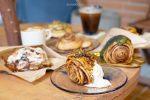 網站近期文章:【新竹美食】 吉十咖啡-老派肉桂捲|蝸牛圈圈甜點口味多變化