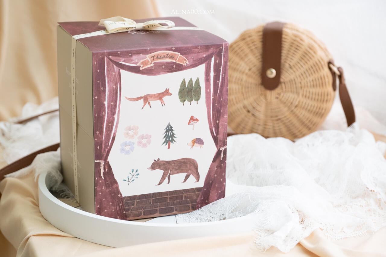 koti koti 森林動物派對禮盒