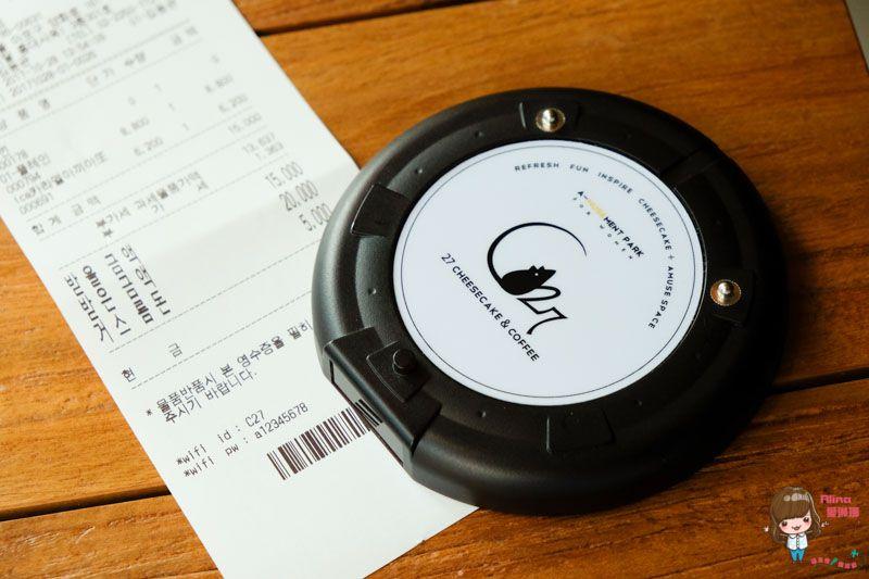 【首爾自由行】弘大 C27 Cheesecake 起司蛋糕有27種口味 韓國超人氣咖啡館