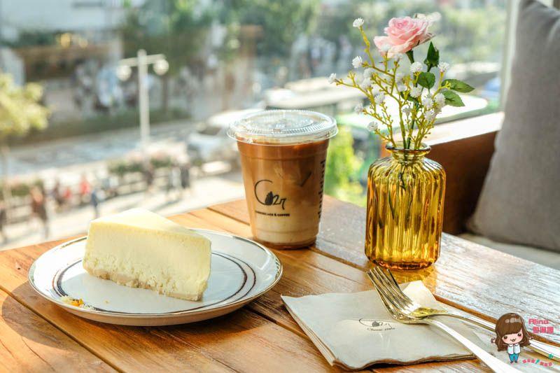 弘大美食 C27 Cheesecake 首爾弘大 起司蛋糕 韓國咖啡館