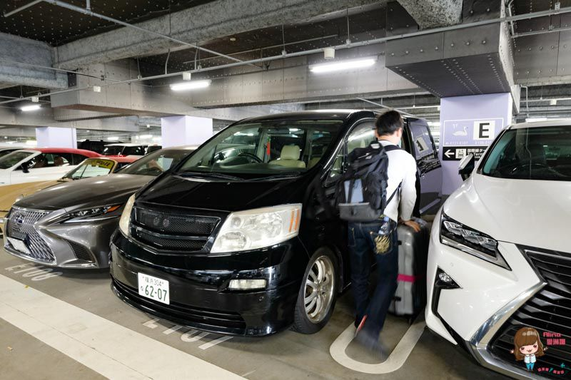 日本東京機場接送