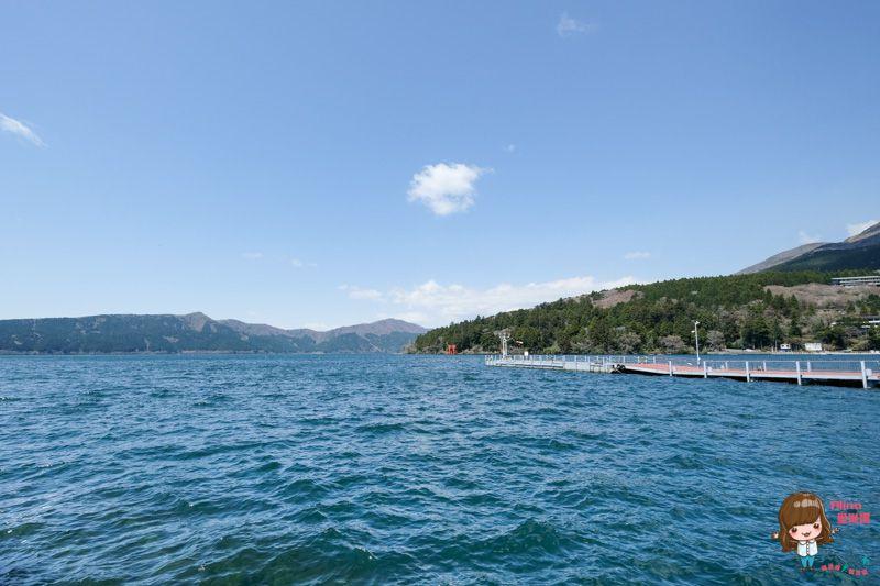 箱根海盜船遊湖