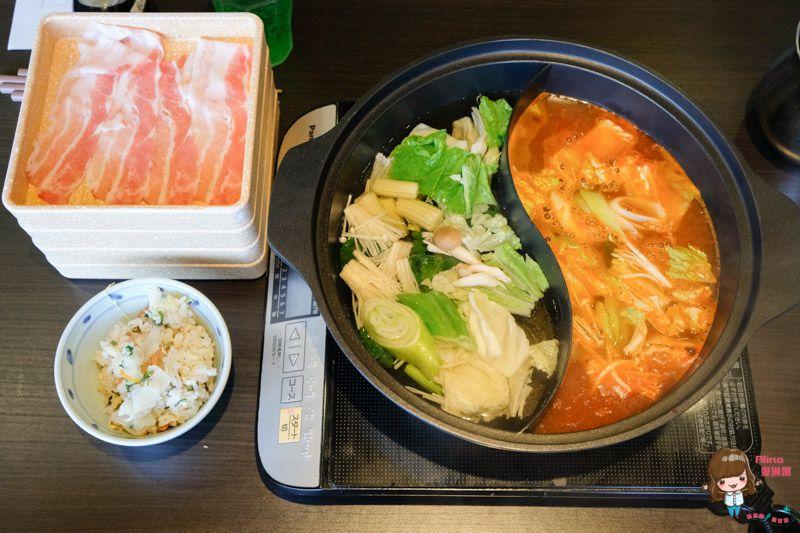 日式涮涮鍋吃到飽