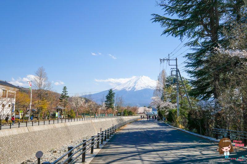 日本富士山河口湖