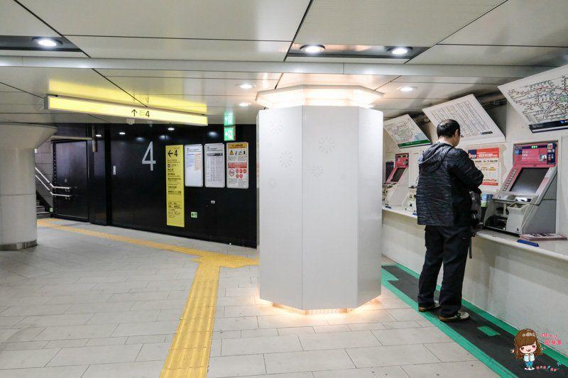 東京地鐵銀座線淺草站