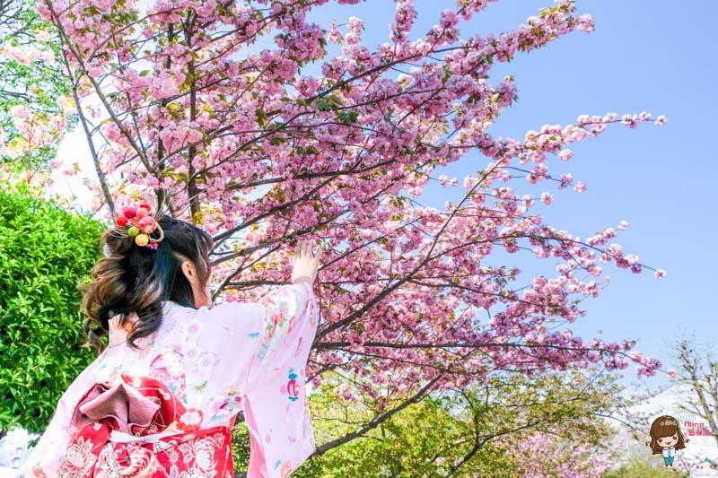 東京自由行 和服體驗