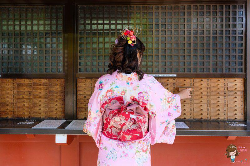 淺草寺和服體驗