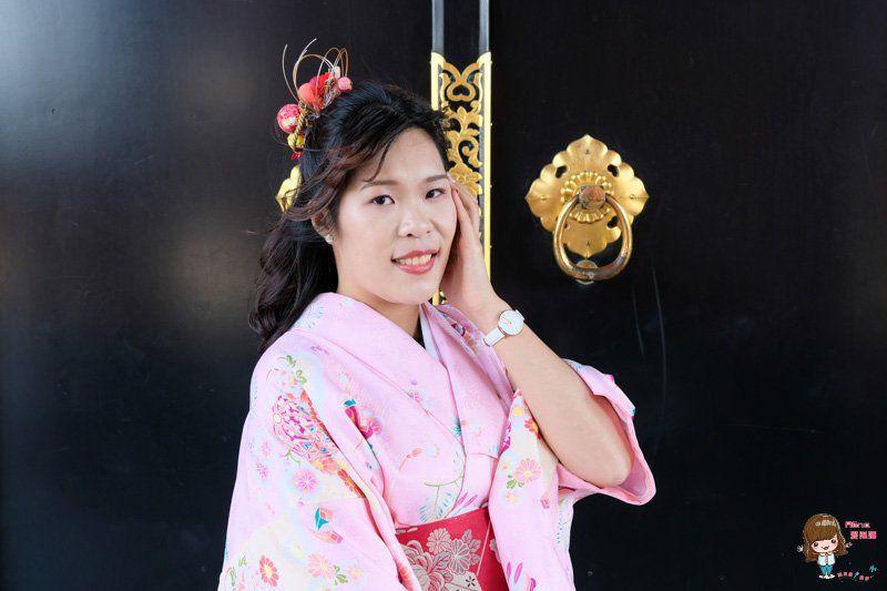 東京和服體驗妝髮造型