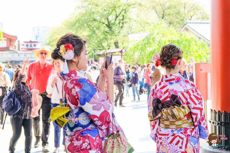 日本和服體驗浴衣