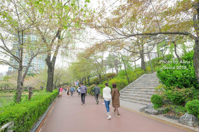 石村湖公園