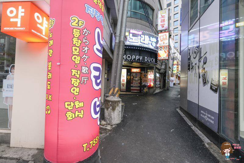 【首爾美食】132/201市廳 滿足五香豬腳 米其林推薦韓國美食 便宜又好吃