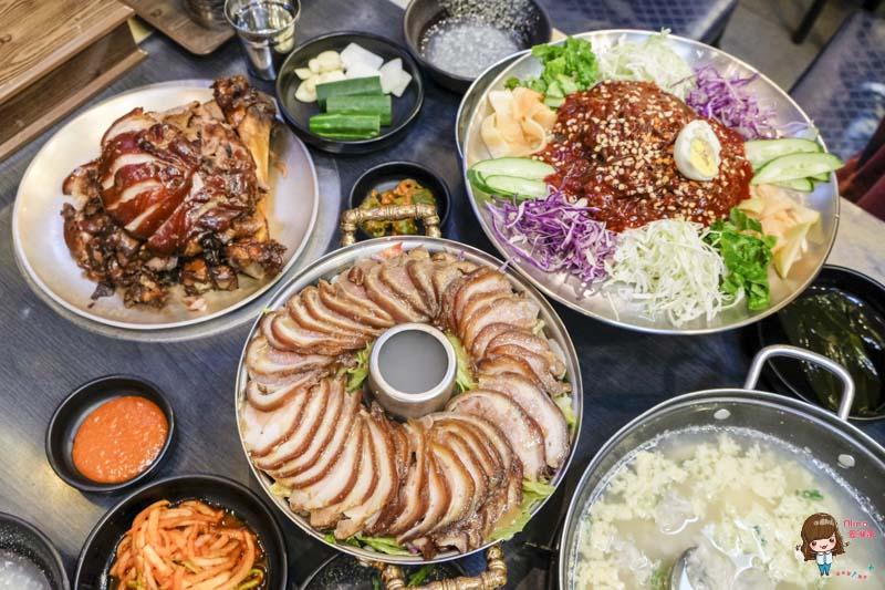 【首爾美食】132/201市廳 滿足五香豬腳 米其林推薦韓國美食 便宜又好吃 @Alina 愛琳娜 嗑美食瘋旅遊