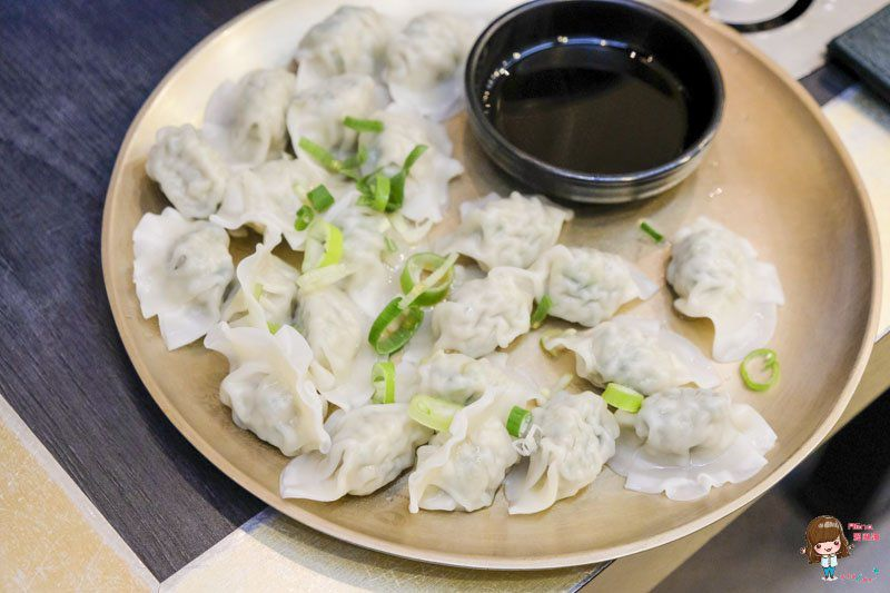 韓國手工水餃