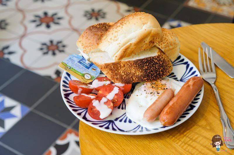 【食記】台北內湖 在山野對話 鄉村風不限時咖啡館 79元超值早午餐 @Alina 愛琳娜 嗑美食瘋旅遊