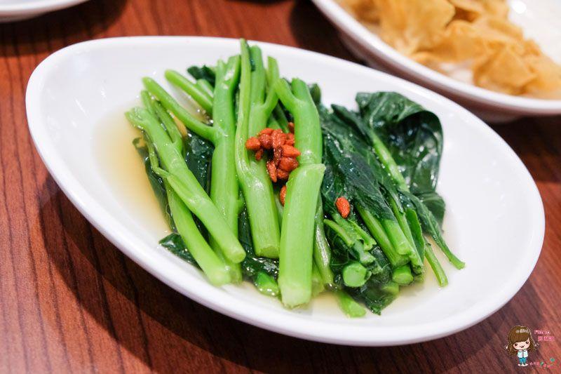 池記燙青菜