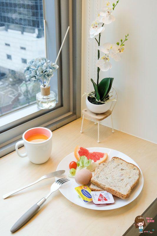 Hostel HARU 早餐