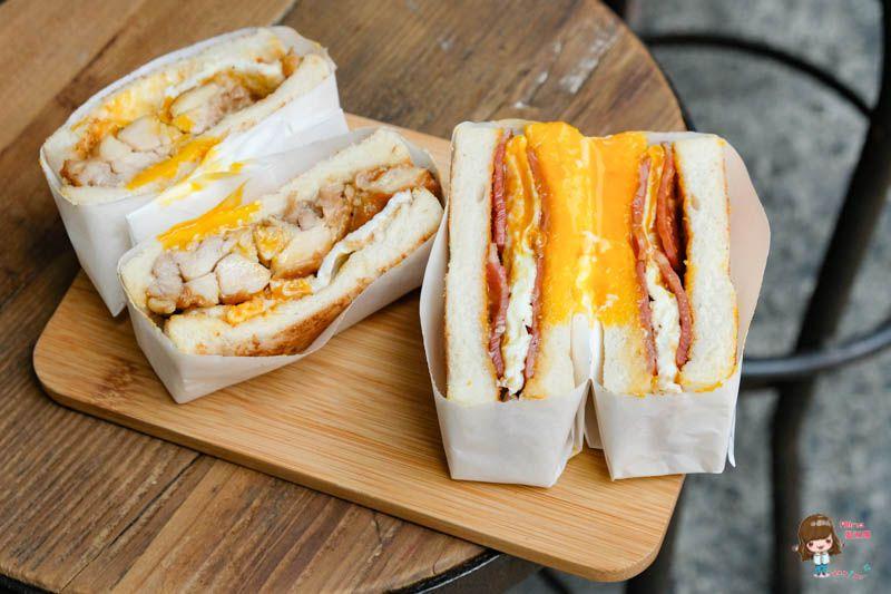 【食記】台北中山 良粟商號 炭燒吐司實在好吃-行天宮站旁早午餐美食 @Alina 愛琳娜 嗑美食瘋旅遊