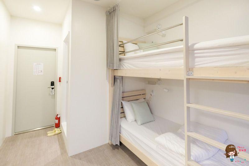Hostel HARU 單人床位