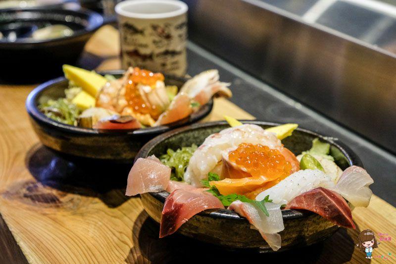井上禾食海鮮丼飯