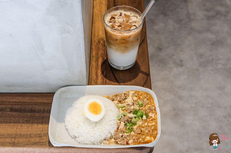 【食記】台北中山 嘎哩咖啡 GaliGabi 簡單風咖啡館 鹹食不只咖哩飯還有麻婆豆腐