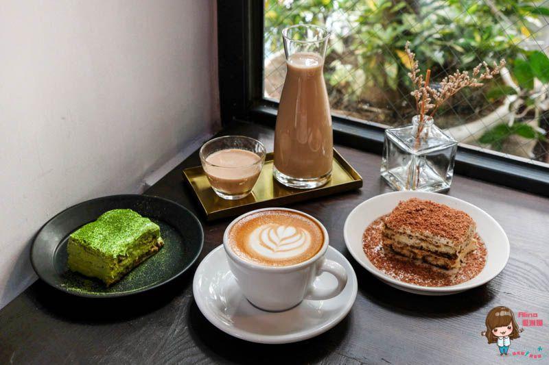 【食記】台北中山 COFFEE FLAIR 不限時咖啡館 晴光市場旁的安靜溫柔 @Alina 愛琳娜 嗑美食瘋旅遊