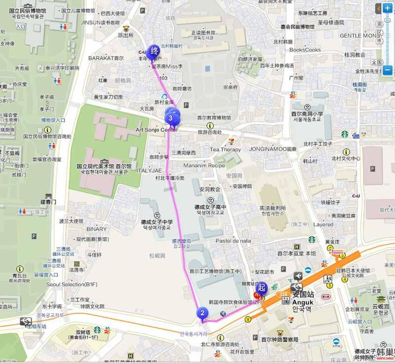 EGG DROP 地圖交通