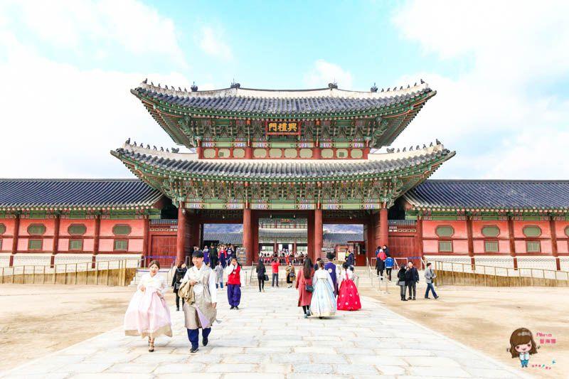 首爾景點 景福宮