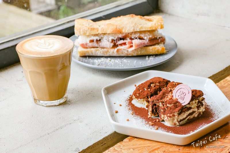 【食記】台北大安 BOOM coffee roasters 大爆咖啡 舒適而率性的咖啡館空間 @Alina 愛琳娜 嗑美食瘋旅遊